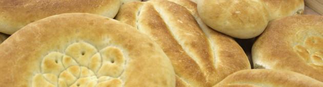 Хлеб пекарни 'Вкус Востока'